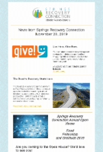 Nov 20, 20192019 Open House, Indygive and News from SRC
