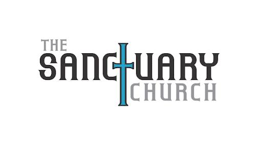 The sanctuary church logo